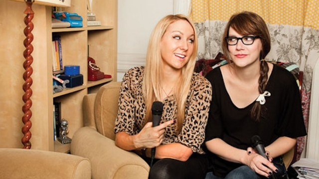 """Interview With The Brilliant Sara Schaefer and Nikki Glaser Of """"You Had To Be There"""""""