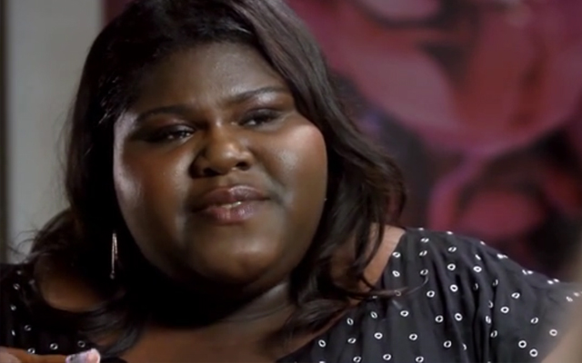 Gabourey Sidibe on The Conversation