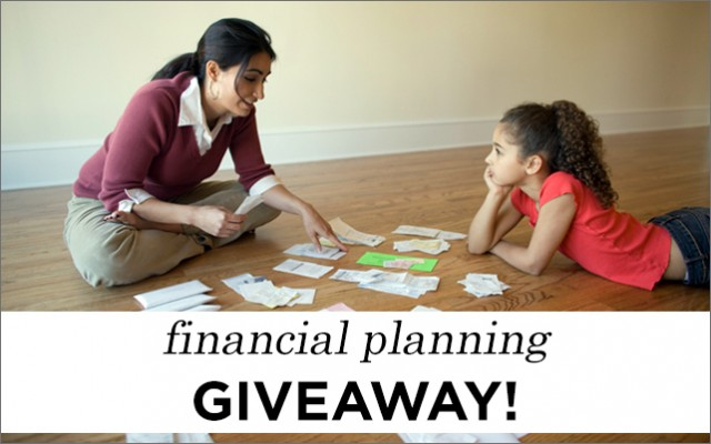 Learnvest Planning Giveaway