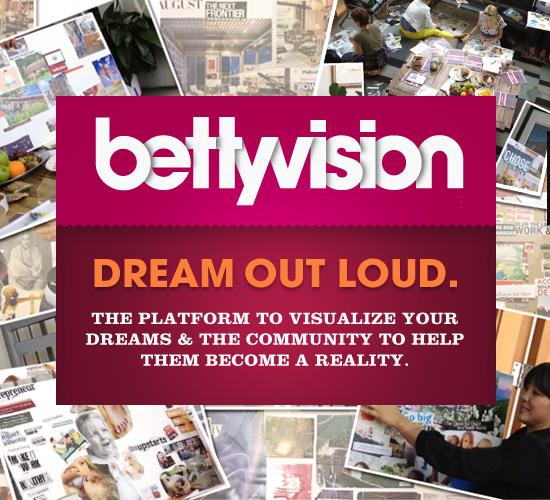 Bettyvision Dream Boards