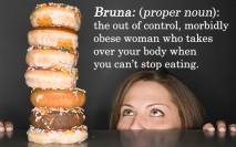Bruna - Emotional Eating on The Conversation with Amanda de Cadenet