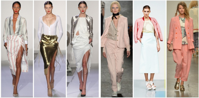 NYFW Fashion & Beauty Trends