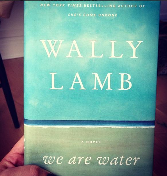 Wally Lamb – We are Water