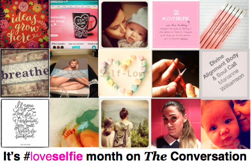 That's a Wrap: Check Out Your #Loveselfie Practices!