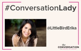 Introducing #ConversationLady Erika