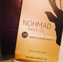 Nohmad Snack Co.