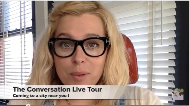 The Conversation Live Tour needs your ideas !