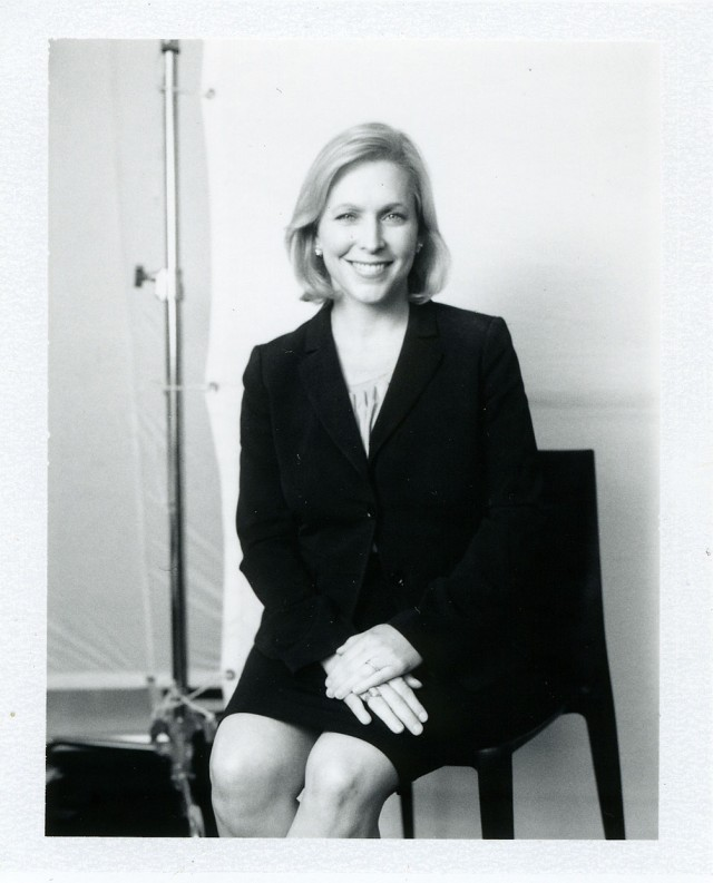 "Senator Gillibrand Reminds Us ""Your Voice Matters"""