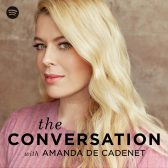 The Conversation Podcast  on Spotify launches today .