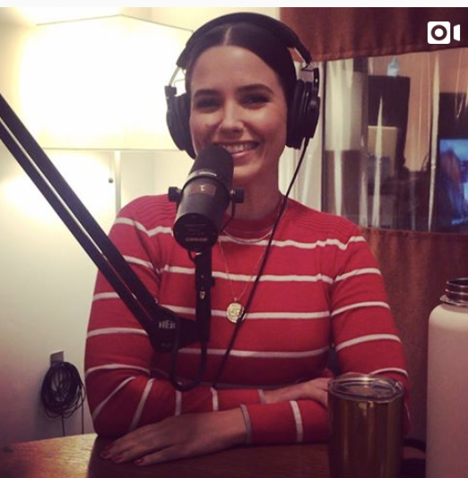 The Conversation Podcast with Sophia Bush